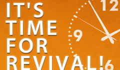 Its Time for Revival