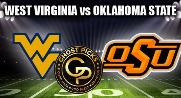 ncaaf west virginia vs oklahoma state cowboys prediction saturday